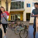 uc davis students moving into student housing
